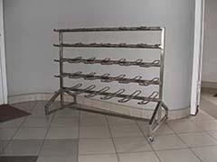 Metalowe szafki